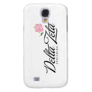 Delta Zeta - Enriching Galaxy S4 Case