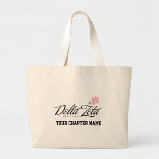 Delta Zeta - Enriching Large Tote Bag
