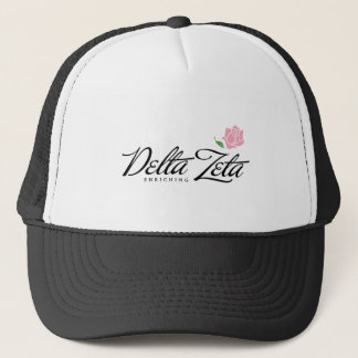 Delta Zeta - Enriching Trucker Hat