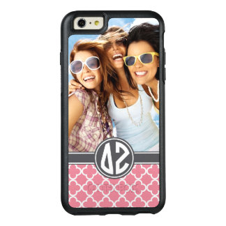 Delta Zeta | Monogram and Photo OtterBox iPhone 6/6s Plus Case
