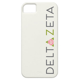 Delta Zeta Primary Logo iPhone 5 Covers