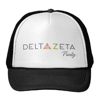 Delta Zeta Primary Logo with Promise Cap