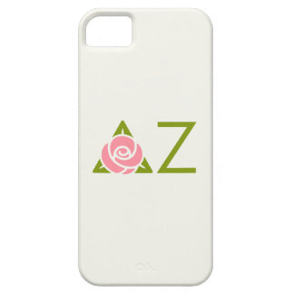 Delta Zeta Rose Icon Case For The iPhone 5