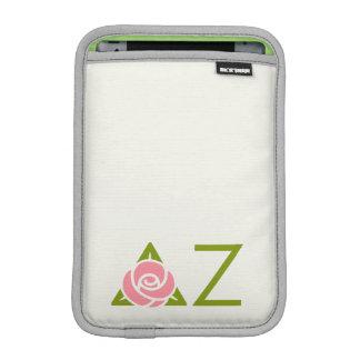 Delta Zeta Rose Icon iPad Mini Sleeve