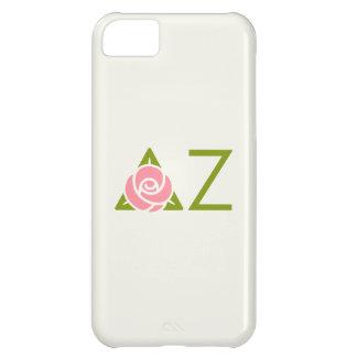 Delta Zeta Rose Icon iPhone 5C Case