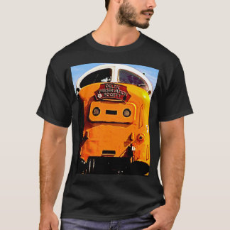 Deltic British Diesel Train (2) T-Shirt