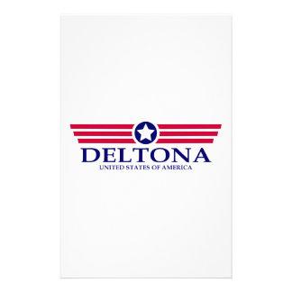 Deltona Pride Personalised Stationery
