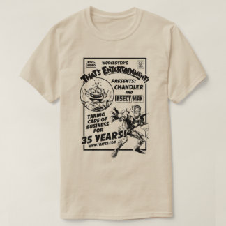 DELUXE 2015 35th Anniversary TS w/ both mascots! T Shirts
