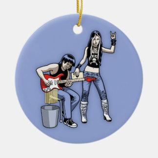 Deluxe Home Shredder Christmas Ornament