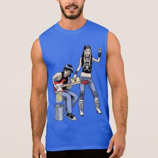 Deluxe Home Shredder Sleeveless T-shirt