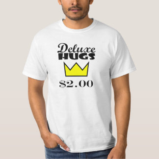 Deluxe Hugs Tees