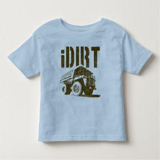 Deluxe Kids - iDIRT Toddler T-Shirt
