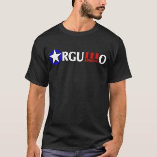Deluxe Logo Front & Back - Orgullo Boricua T-Shirt