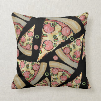 Deluxe Pizza party Cushion