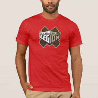Deluxe RED TL shirt