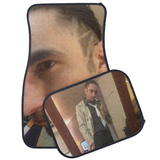 Deluxe Selfie Floor Mats