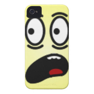 Deluxe Silly Smiley faces Case-Mate iPhone 4 Cases