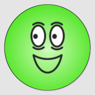 Deluxe Silly Smiley faces Stickers