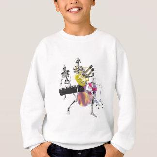 Dem Bones Band Tee Shirt