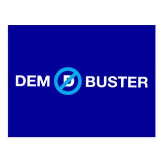 Dem Buster Post Cards