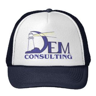 DEM Consulting LLC Hats