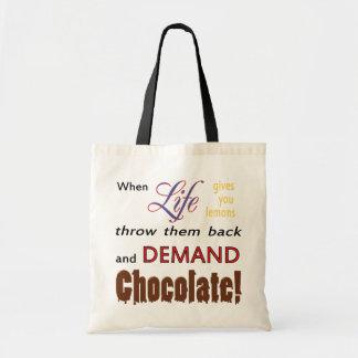 Demand Chocolate