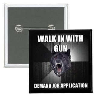 Demand Job Application Button
