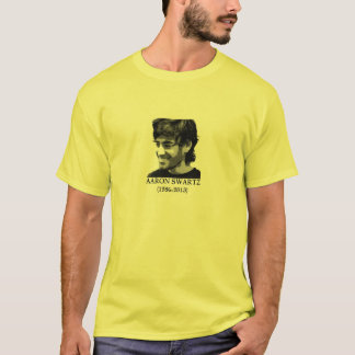 Demand Progress -- Aaron Swartz T-Shirt
