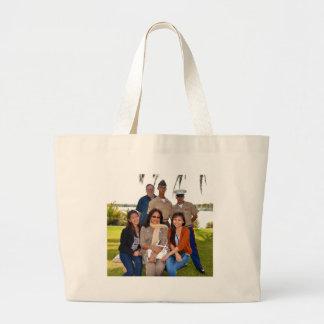 DeMaree Clan Photos Canvas Bag