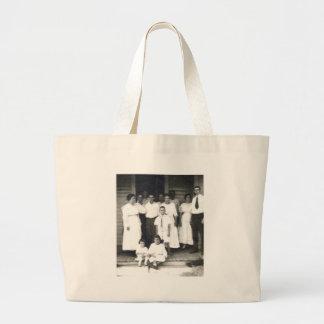 DeMaree Clan Photos Canvas Bags
