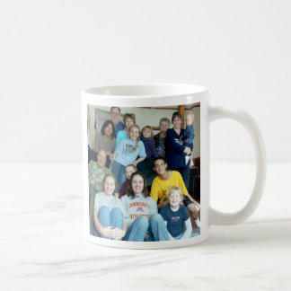 DeMaree Clan Photos Basic White Mug