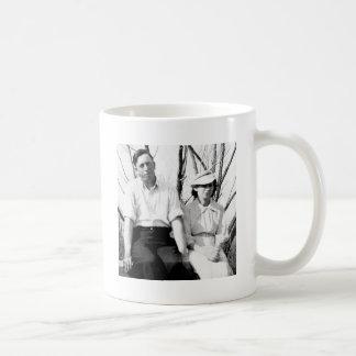 DeMaree Clan Photos Basic White Mug