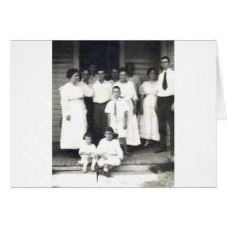 DeMaree Clan Photos Card