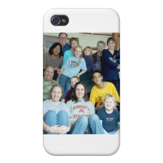 DeMaree Clan Photos iPhone 4/4S Covers