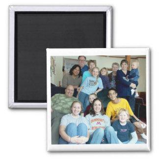 DeMaree Clan Photos Refrigerator Magnet