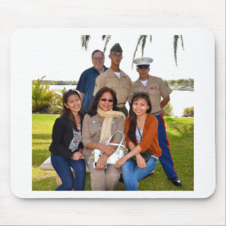 DeMaree Clan Photos Mouse Pad