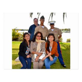 DeMaree Clan Photos Postcard