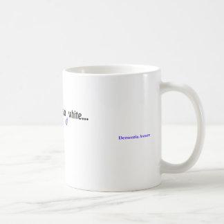 Dementia Aware-Products & Clothing Basic White Mug