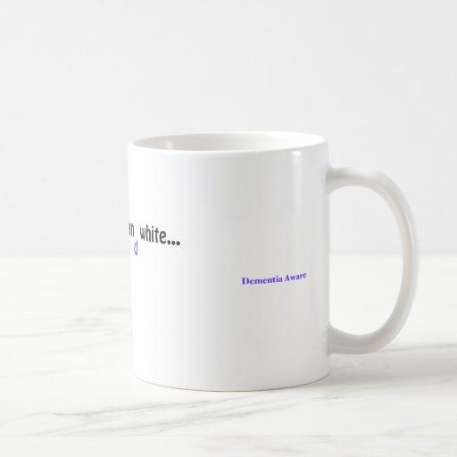 Dementia Aware-Products & Clothing Coffee Mug