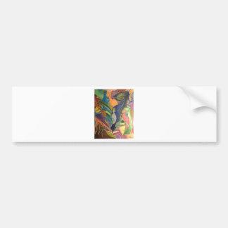 Dementia Bumper Sticker