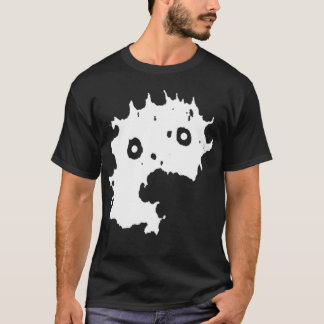 Dementia Comics 'Crazy Face' Icon Dark T-shirt