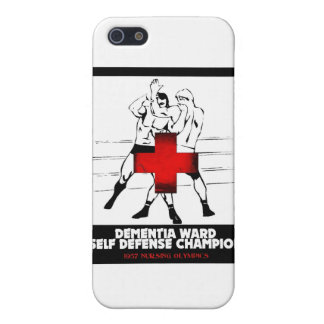 Dementia Ward Self Defense Champion Case For The iPhone 5