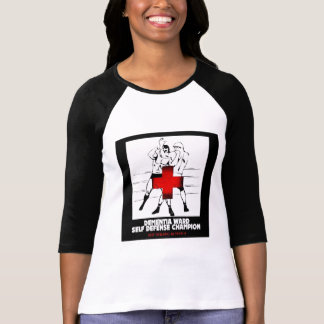 Dementia Ward Self Defense Champion T Shirt