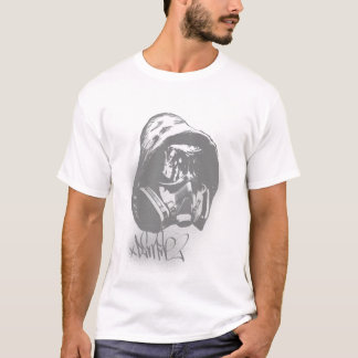 Demer INC, Gas Mask T-Shirt