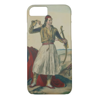 Demetrius Mavromichalis, a Greek soldier and patri iPhone 8/7 Case