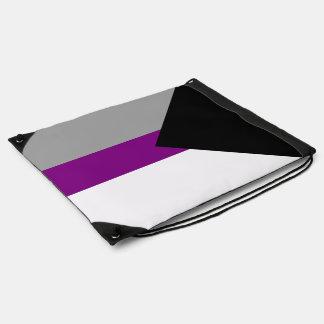 Demisexual Pride Drawstring Bag