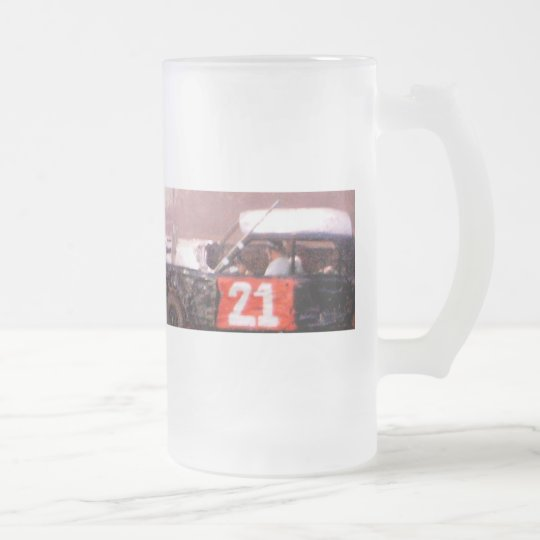 demo derby frosted beer mug by baird duschatko