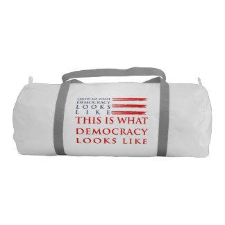 Democracy Duffel Bag Gym Duffel Bag