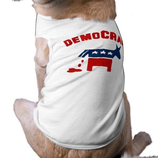 DEMOCRAP - PET TEE