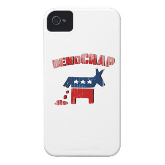 Democrap Faded.png iPhone 4 Cases